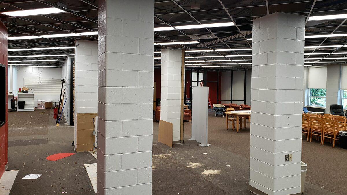 Heritage Room Beginnings