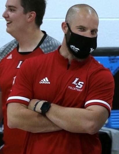 Brad Winterhalter, Class of '02 - Math Teacher, Volleyball Coach
